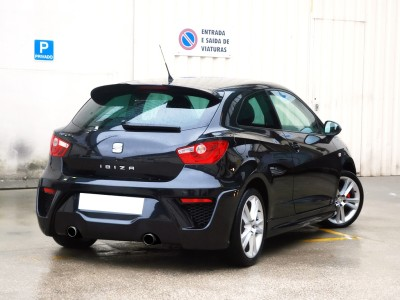 Seat Ibiza 6J SportCoupe Eleron Citrix