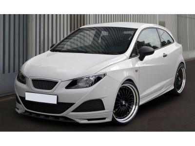 Seat Ibiza 6J SportCoupe Vortex Front Bumper Extension