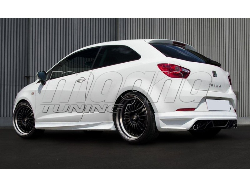 seat ibiza 6j sportcoupe vortex side skirts. Black Bedroom Furniture Sets. Home Design Ideas