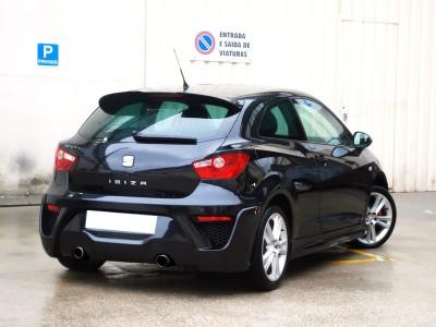 Seat Ibiza 6J Sportcoupe Citrix Rear Bumper