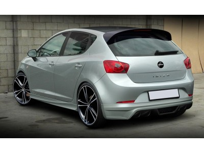 Seat Ibiza 6J V2 Rear Bumper Extension