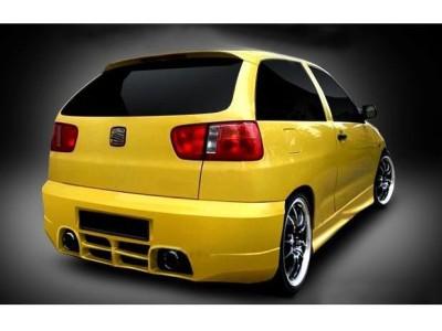 Seat Ibiza 6K Facelift B2 Rear Bumper