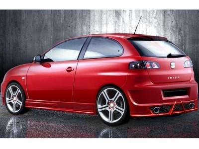 Seat Ibiza 6L BSX Rear Bumper