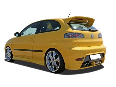 Seat Ibiza 6L Cupra RX Rear Bumper Extension
