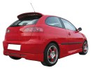 Seat Ibiza 6L DTM-Look Rear Bumper Extension