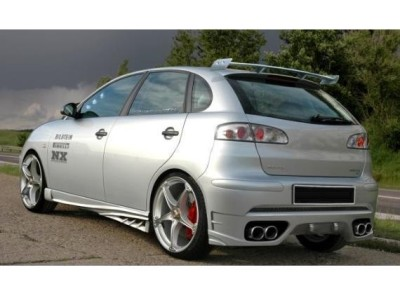 Seat Ibiza 6L FX-60 Rear Bumper