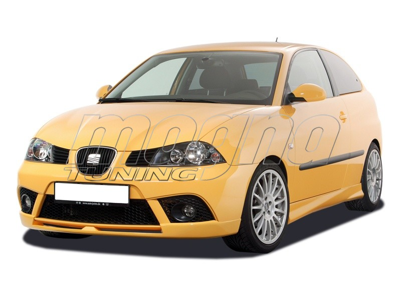seat ibiza 6l fr facelift cupra look body kit. Black Bedroom Furniture Sets. Home Design Ideas