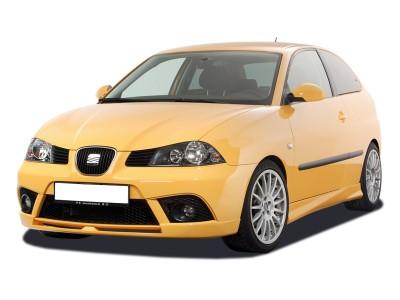 Seat Ibiza 6L Fr / Facelift Cupra-Look Front Bumper Extension