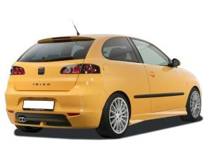 Seat Ibiza 6L Fr / Facelift Cupra-Look Rear Bumper Extension