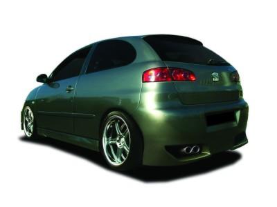 Seat Ibiza 6L Matrix Rear Bumper Extension