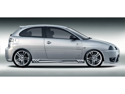 Seat Ibiza 6L Power Side Skirts