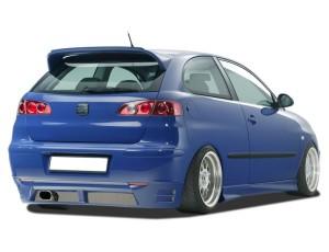 Seat Ibiza 6L Rear Bumper Extension R-Style
