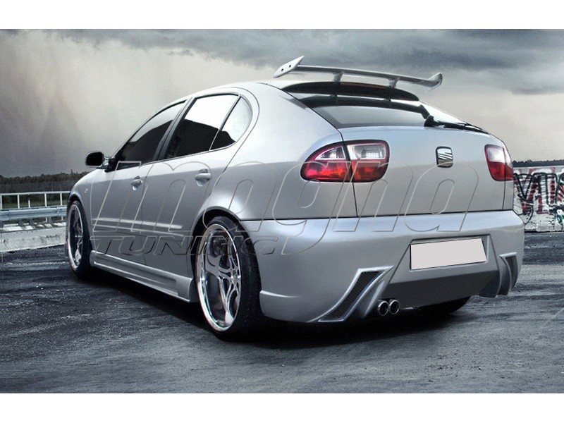 seat leon 1m apex rear bumper. Black Bedroom Furniture Sets. Home Design Ideas