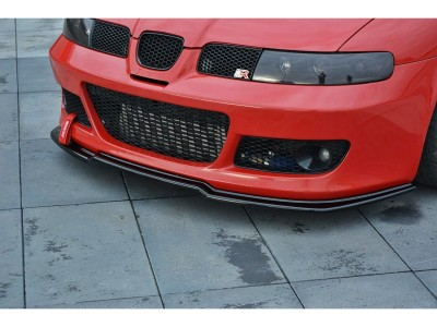 Seat Leon 1M Cupra MX Front Bumper Extension