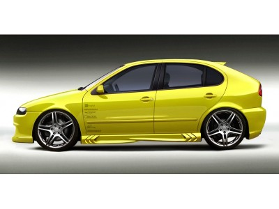Seat Leon 1M Power Side Skirts