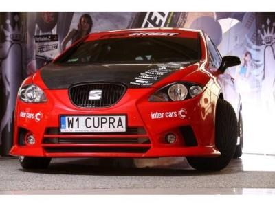 Seat Leon 1P A2 Front Bumper