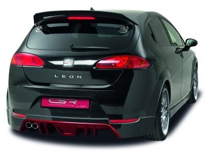 Seat Leon 1P C-Line Rear Bumper Extension