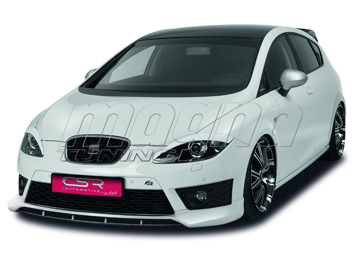 seat leon 1p cupra fr facelift crono body kit. Black Bedroom Furniture Sets. Home Design Ideas