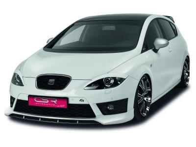Seat Leon 1P Cupra/FR Facelift Crono Front Bumper Extension