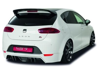 Seat Leon 1P Cupra/FR Facelift Crono Rear Bumper Extension