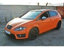 Seat Leon 1P Cupra/FR Facelift Master Front Bumper Extension
