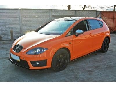 Seat Leon 1P Cupra/FR Facelift Master Front Bumper Extension