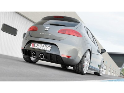 Seat Leon 1P Cupra/FR Facelift Matrix Rear Bumper Extension