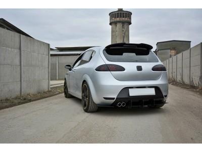 Seat Leon 1P Cupra/FR Racer Rear Bumper Extension