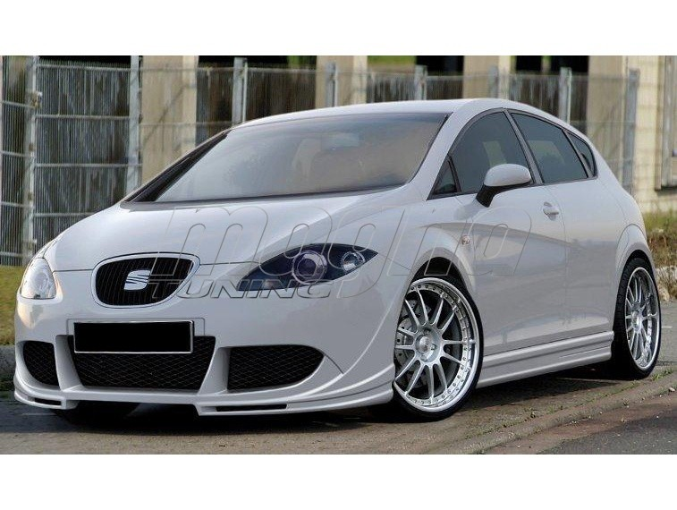 seat leon 1p cyclone body kit. Black Bedroom Furniture Sets. Home Design Ideas