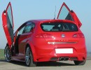 Seat Leon 1P E-Style Rear Bumper Extension