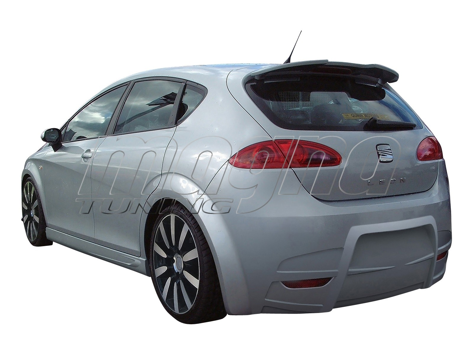 seat leon 1p ed1 body kit. Black Bedroom Furniture Sets. Home Design Ideas