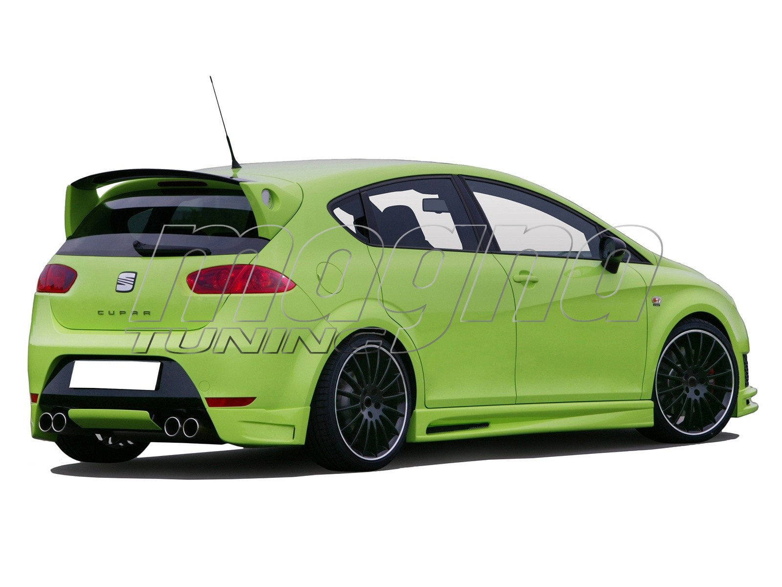 seat leon 1p facelift cupra fr e2 body kit. Black Bedroom Furniture Sets. Home Design Ideas