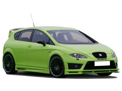 Seat Leon 1P Facelift Cupra/FR E2 Front Bumper Extension