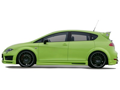 Seat Leon 1P Facelift Cupra/FR E2 Seitenschwellern