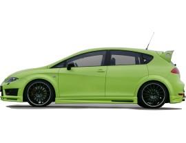 Seat Leon 1P Facelift Cupra/FR E2 Side Skirts