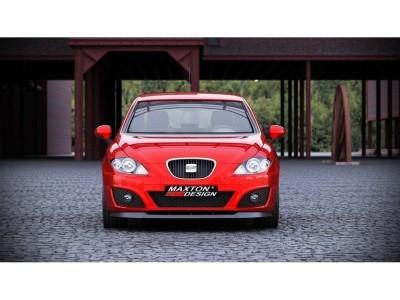 Seat Leon 1P Facelift M-Style Front Bumper Extension
