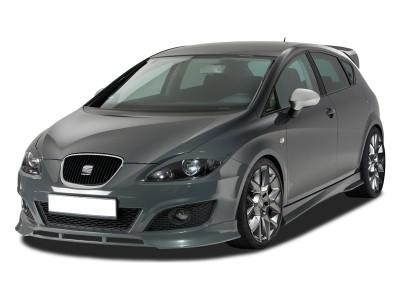Seat Leon 1P Facelift N1 Front Bumper Extension