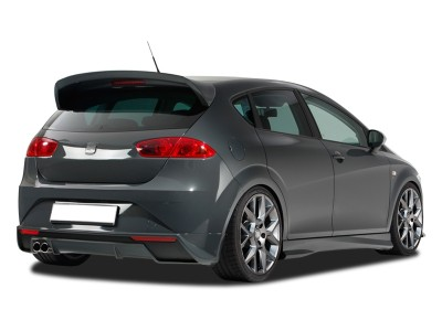 Seat Leon 1P Facelift N1 Rear Wing