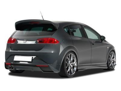 Seat Leon 1P - body kit, front bumper, rear bumper, side
