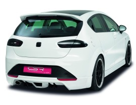 Seat Leon 1P Facelift R-Line Rear Bumper Extension