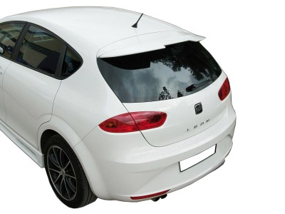 Seat Leon 1P Facelift Razor Rear Wing