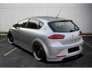 Seat Leon 1P Facelift V2 Rear Bumper Extension