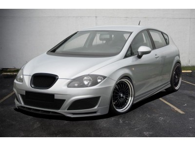 Seat Leon 1P Facelift V2 Side Skirts