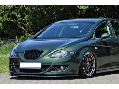 Seat Leon 1P Invido Front Bumper Extension