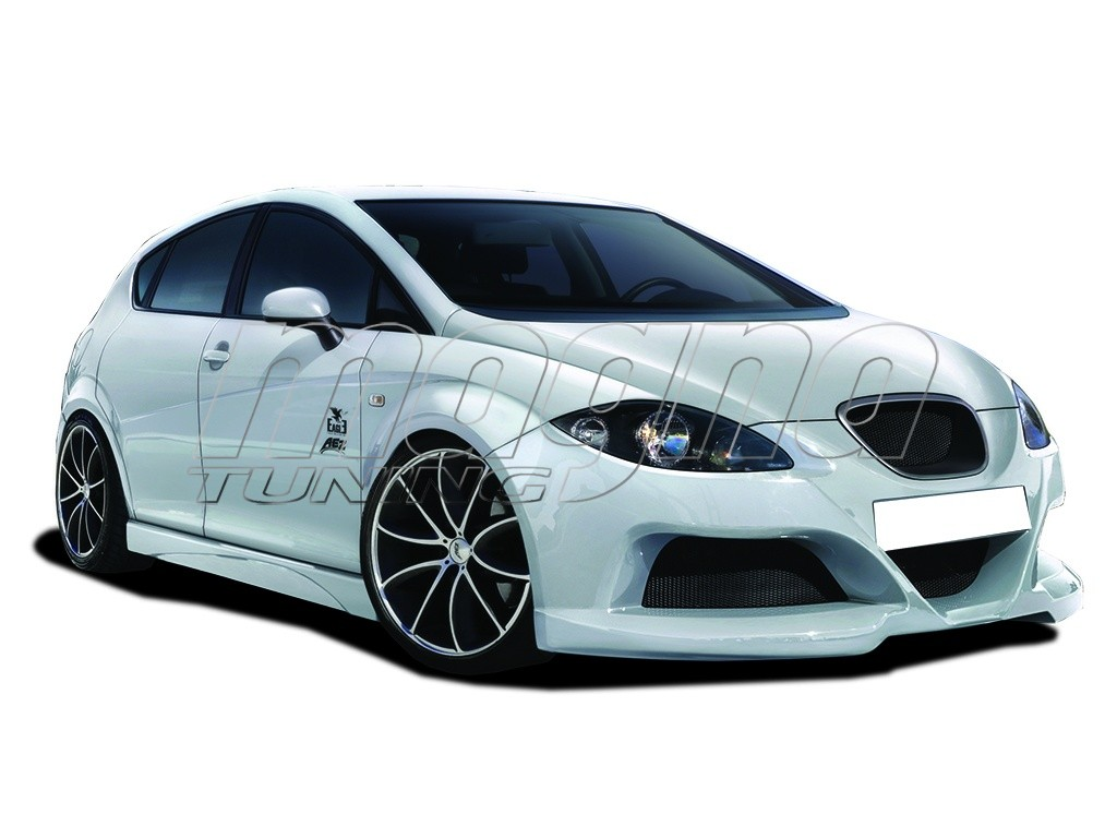 seat leon 1p katana body kit. Black Bedroom Furniture Sets. Home Design Ideas