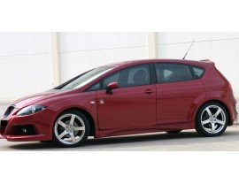 Seat Leon 1P Katana Wide Front Wheel Arch Extensions