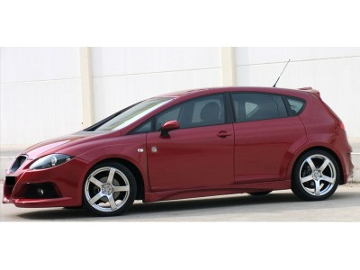 Seat Leon 1P Katana Wide Rear Wheel Arch Extensions