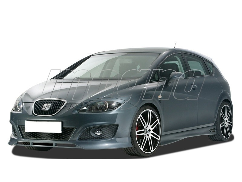 seat leon 1p newline body kit. Black Bedroom Furniture Sets. Home Design Ideas