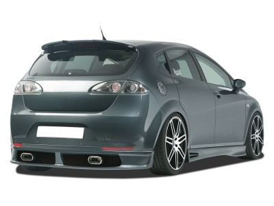 Seat Leon 1P NewLine Rear Bumper Extension