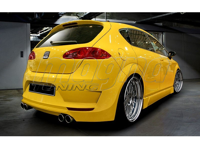 Seat Leon 1P PR Body Kit